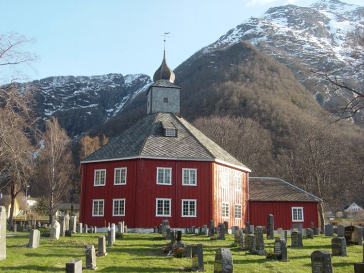 Grytten Church