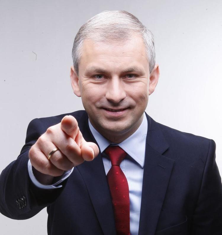 Grzegorz Napieralski Grzegorz Napieralski z zakazem zajmowania stanowisk w SLD