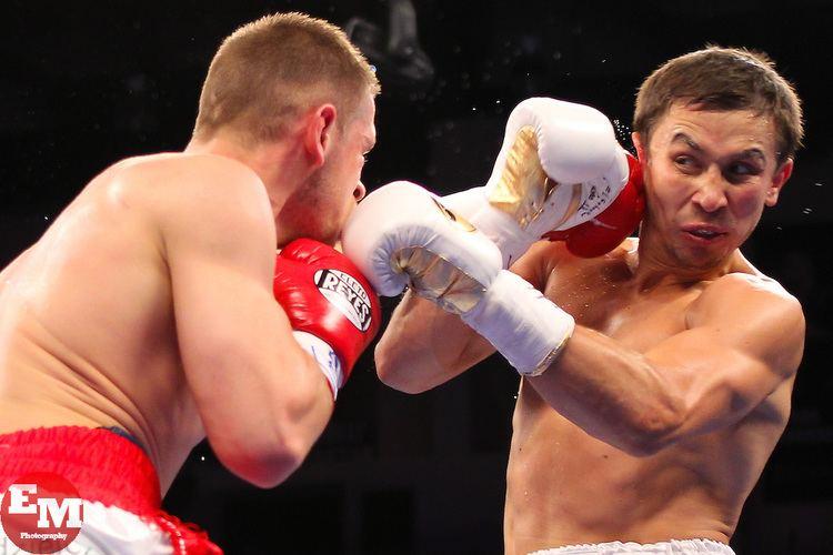Grzegorz Proksa HBO Boxing After Dark Gennady Golovkin vs Grzegorz Proksa