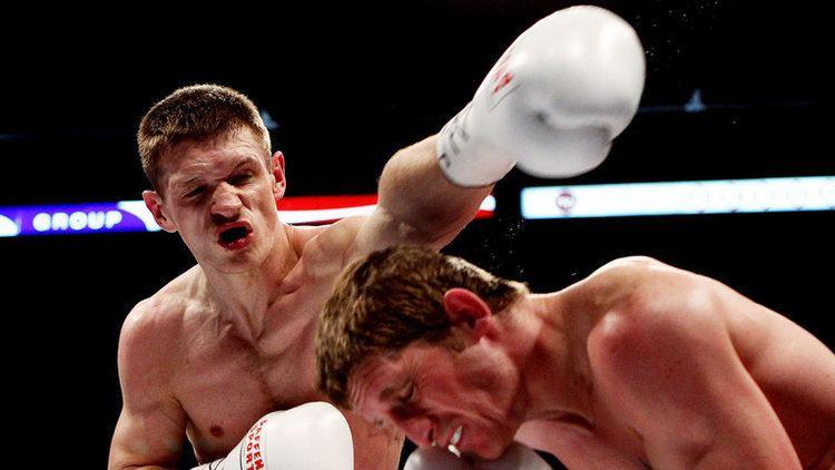 Grzegorz Proksa Grzegorz Proksa to face Matthew Hall on Manchester
