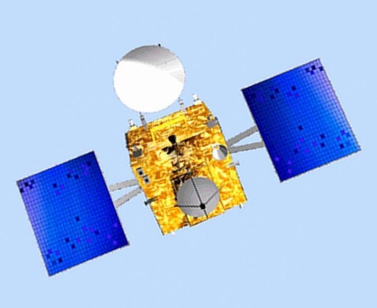 GSAT-12 GSAT 12 im GSO