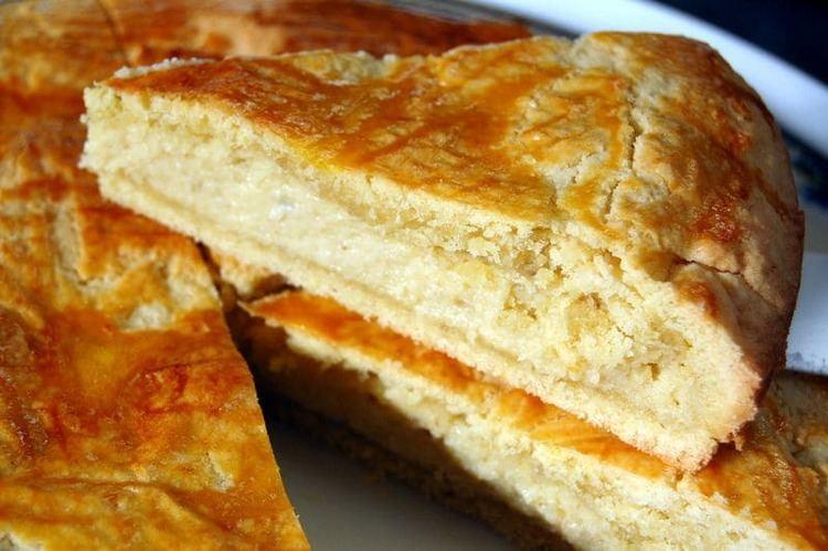 Gâteau Basque Gateau Basque Or Basque cake i am baker