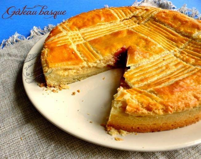 Gâteau Basque Gteau basque recette et origine du gteau basque Il tait une