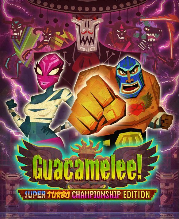 Guacamelee! Guacamelee Wikipedia