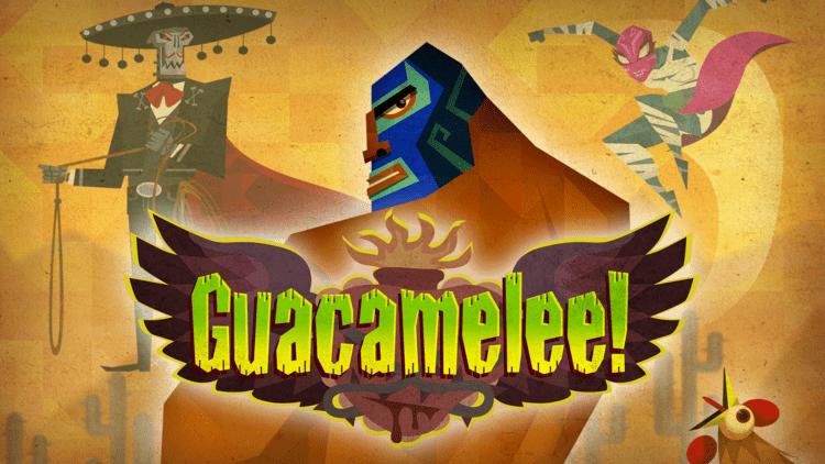 Guacamelee! Guacamelee Game PSVITA PlayStation