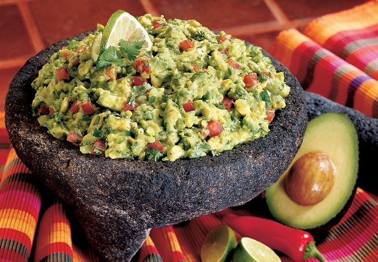 Guacamole Guacamole Autentico California Avocado Commission