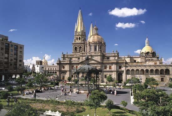 Guadalajara in the past, History of Guadalajara