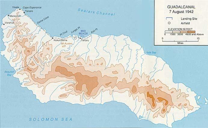 Guadalcanal Guadalcanal