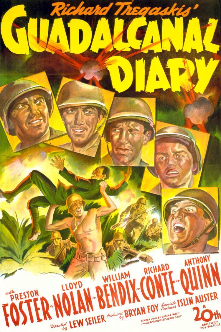 Guadalcanal Diary (film) wwwgstaticcomtvthumbmovieposters4807p4807p