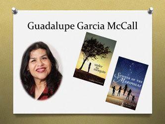 Guadalupe Garcia McCall Guadalupe Garcia McCall Cavalcade of Authors