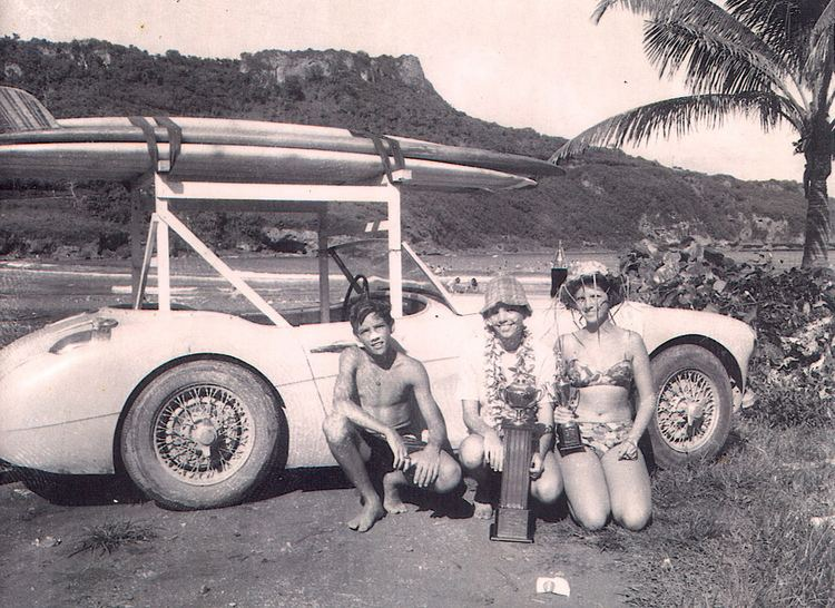 Guam in the past, History of Guam