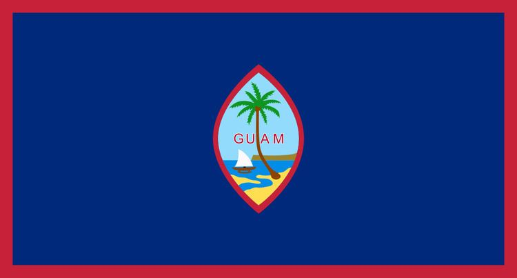 Guam at the 2008 Summer Olympics