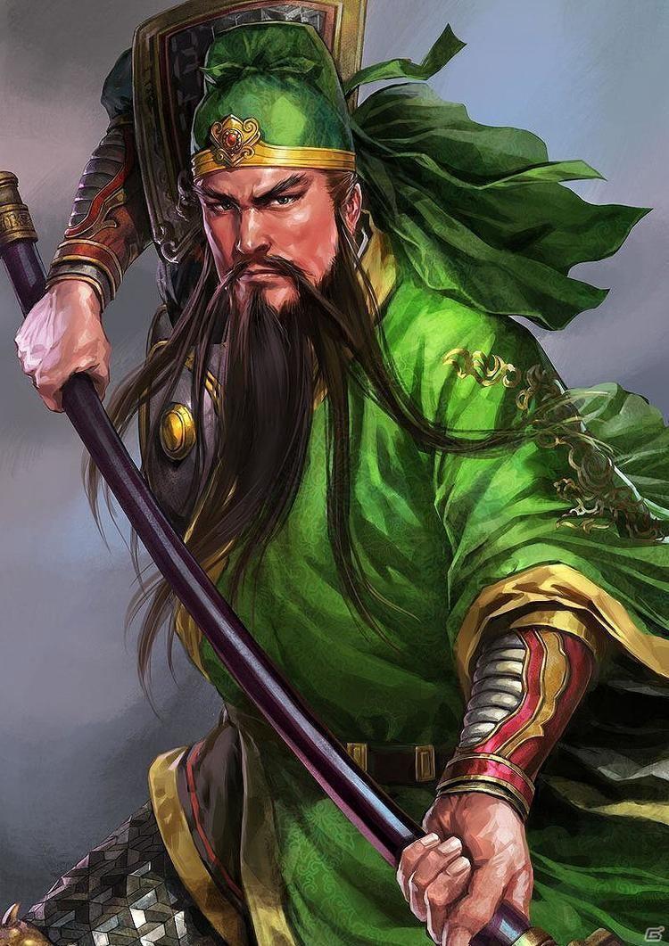 Guan Yu The God of War Romance of the Three Kingdoms