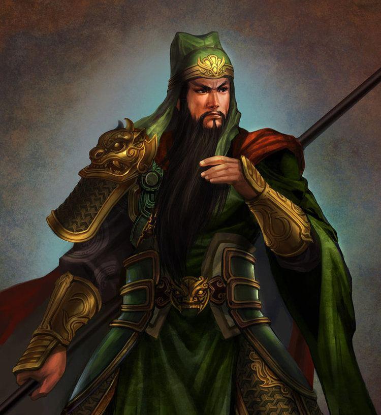 Guan Yu Guan Yu Zerochan Anime Image Board