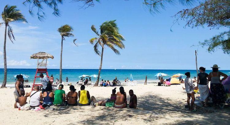 Guanabo Guanabo beach Playas del Este Cuba