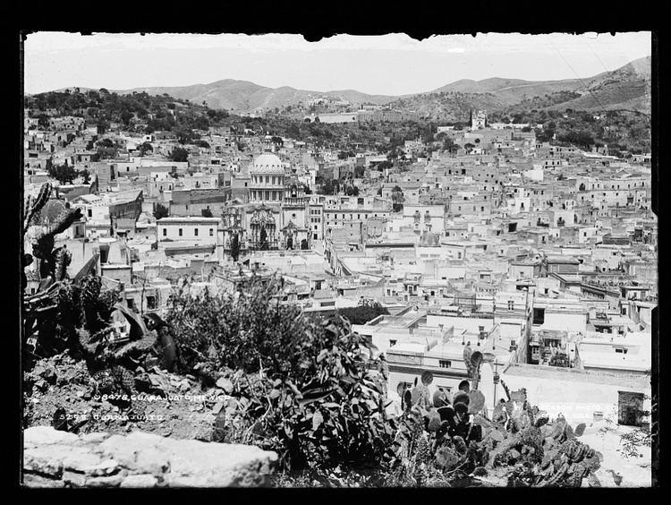 Guanajuato in the past, History of Guanajuato