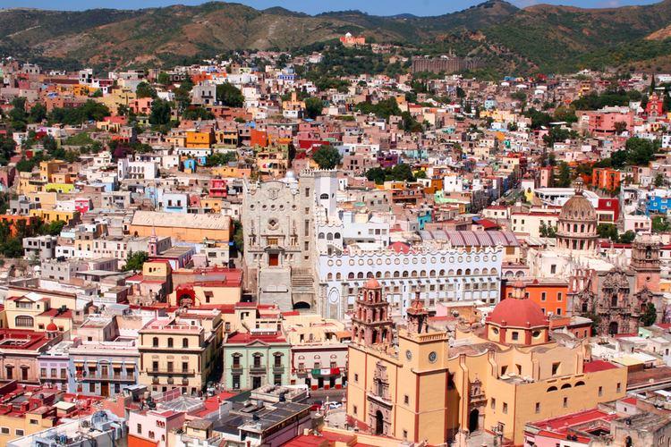 Guanajuato Beautiful Landscapes of Guanajuato
