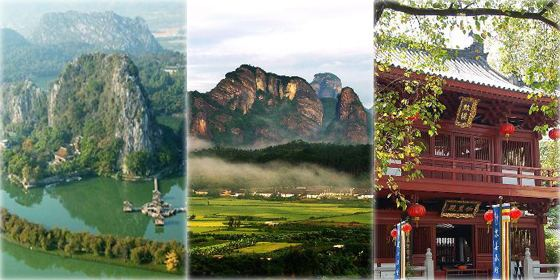 Guangdong Tourist places in Guangdong