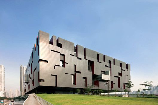 Guangdong Museum Guangdong Museum Rocco Design Architects ArchDaily