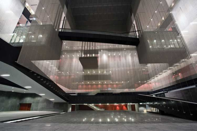 Guangdong Museum GUANGDONG MUSEUM BY ROCCO DESIGN ARCHITECTS
