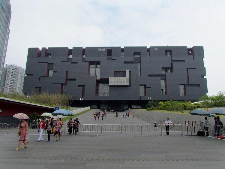 Guangdong Museum Guangdong Museum Guangzhou tracepattern