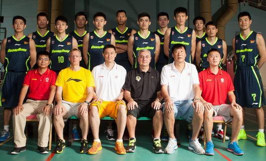 Guangdong Southern Tigers Guangdong Southern Tigers basketball News Roster Rumors Stats
