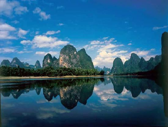 Guangxi Beautiful Landscapes of Guangxi