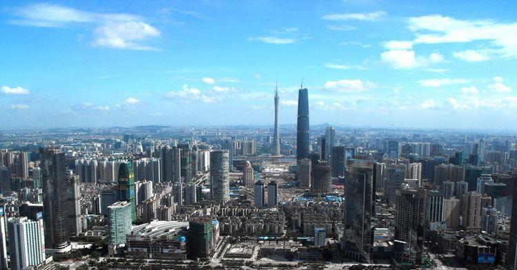 Guangzhou Beautiful Landscapes of Guangzhou