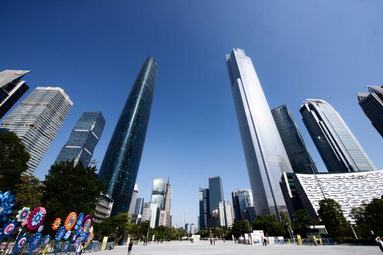Guangzhou Twin Towers