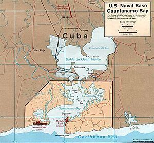 Guantanamo Bay Naval Base Guantanamo Bay Naval Base Wikipedia