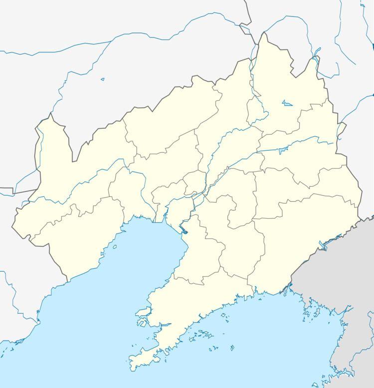 Guanyinge Subdistrict, Beizhen