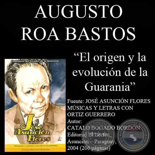 Guarania (music) Portal Guaran EL ORIGEN Y LA EVOLUCIN DE LA GUARANIA