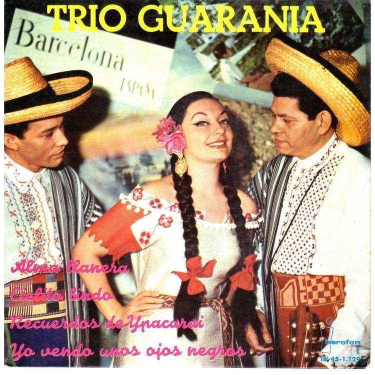 Guarania (music) Alma llanera by Trio Guarania EP with prenaud Ref115062308