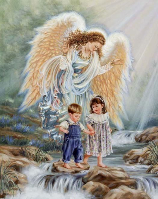 Guardian angel What Does Your Guardian Angel Look Like ProProfs Quiz