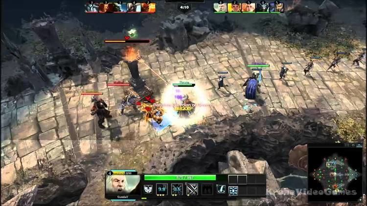 Guardians of Middle-earth Guardians of MiddleEarth Gameplay PC HD YouTube