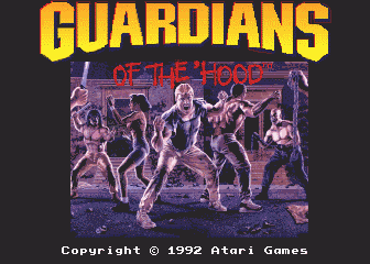 Guardians of the 'Hood Guardians of the 39Hood