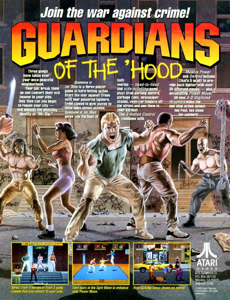 Guardians of the 'Hood httpsrmprdseMAMEflyersguardianpng