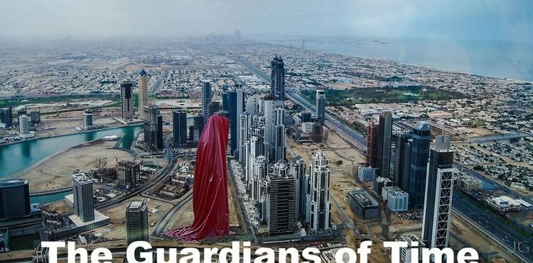 Guardians of Time (art) Guardians of Time Art Dubai 2013 earchitect