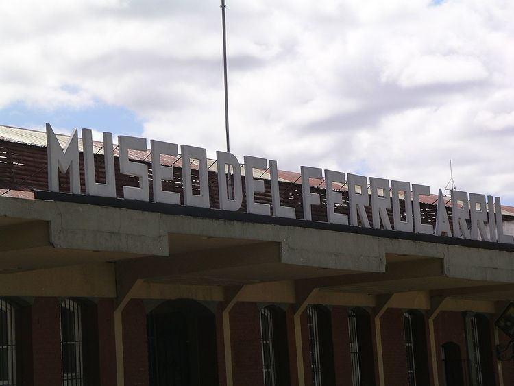 Guatemala City Railway Museum