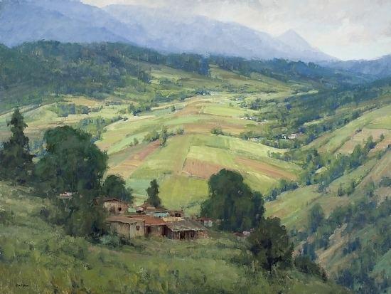 Guatemalan Highlands Keith Bond Work Zoom Highlands of Guatemala