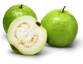 Guava White Guava Pulp Guava Pulp Guava Juice Sunrise Naturals