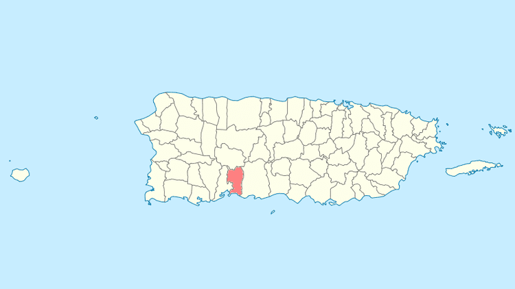 Guayanilla, Puerto Rico in the past, History of Guayanilla, Puerto Rico