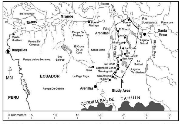 Guayas Province Beautiful Landscapes of Guayas Province