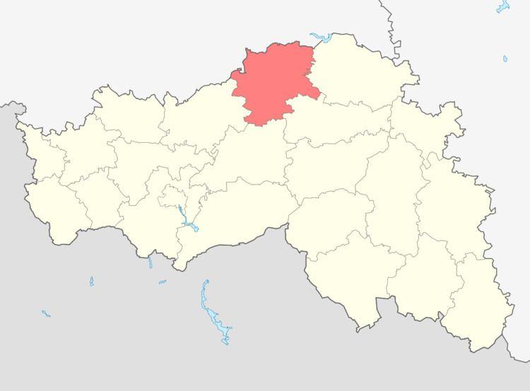 Gubkinsky District