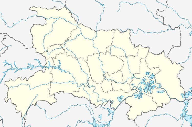Gucheng County, Hubei
