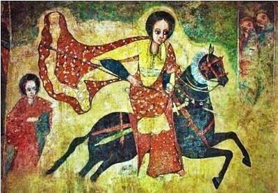 Gudit Queen GuditYodit of Ethiopia Africa Sola Rey