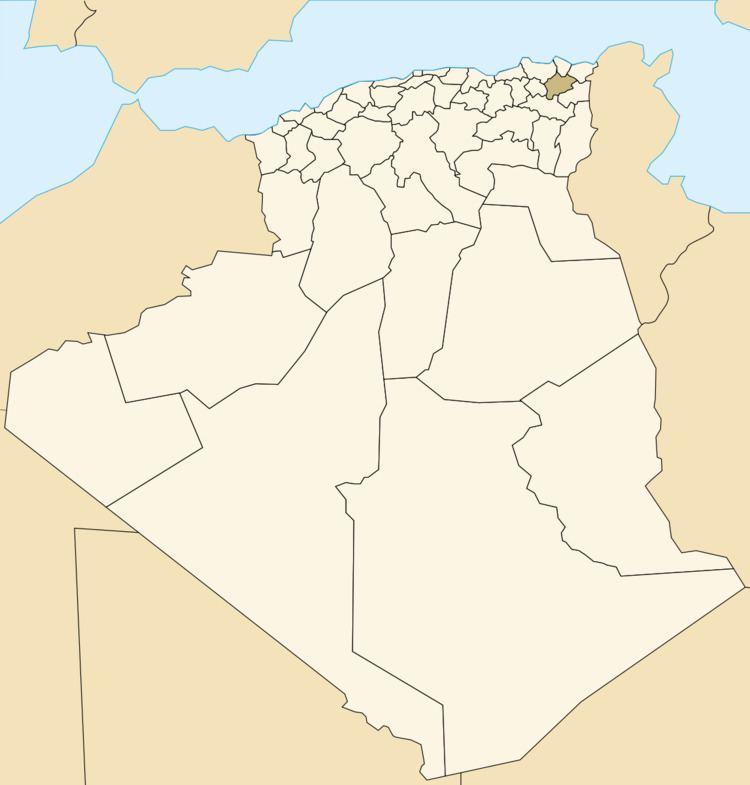Guellat Bou Sbaa District