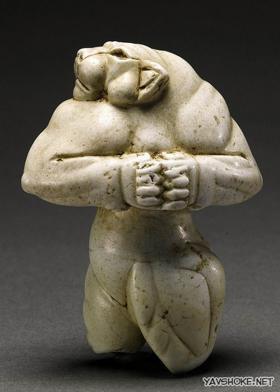 Guennol Lioness The Guennol Lioness is a 5000yearold Mesopotamian statue
