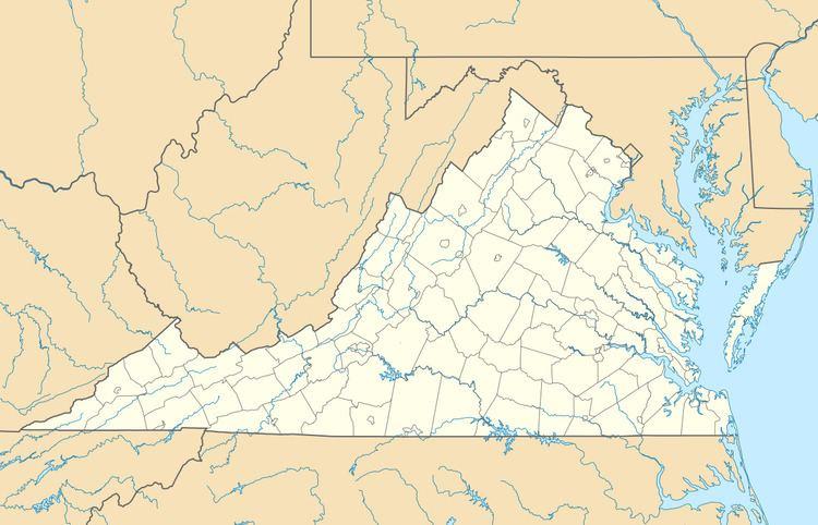 Guerrant House (Arvonia, Virginia)