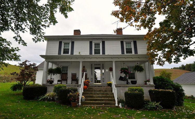 Guerrant House (Pilot, Virginia)